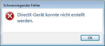DirectX-Gerät konnte nicht erstellt werden.jpg