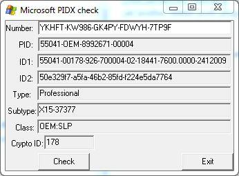 windows 7 ultimate 32 bit product key oem