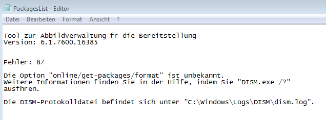Packages Fehler.PNG